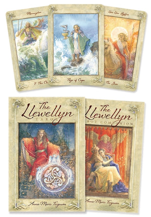 The Llewellyn Tarot - Tarot Kit
