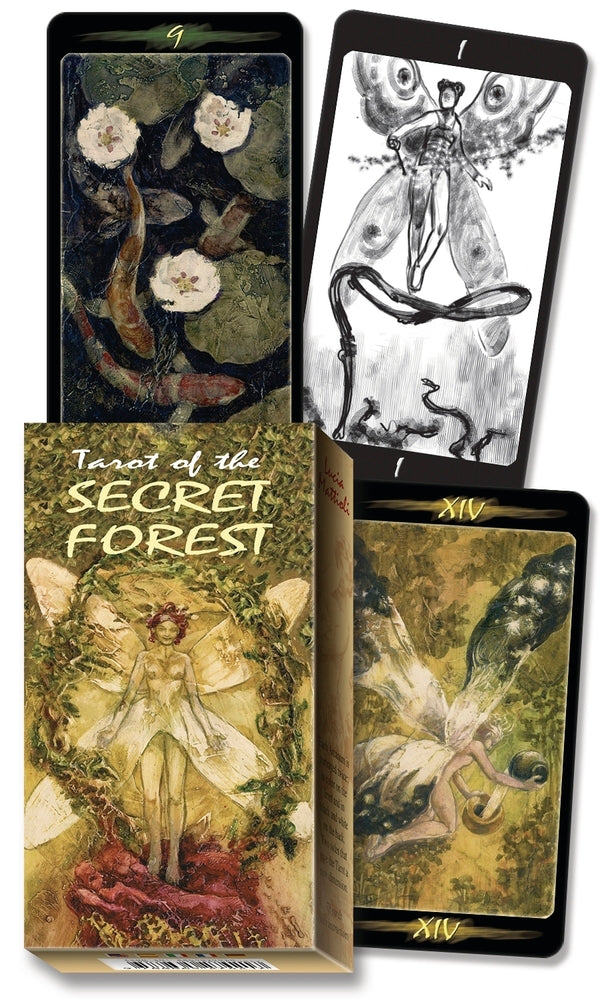 Load image into Gallery viewer, Tarot of the Secret Forest