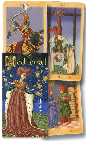 Load image into Gallery viewer, Medieval Tarot