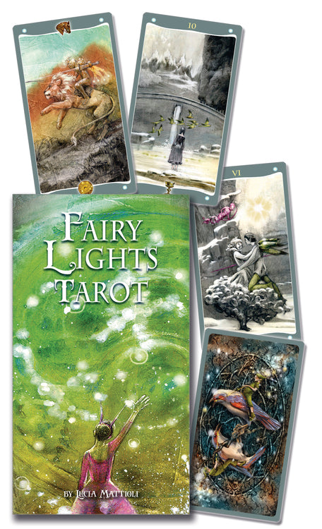 Load image into Gallery viewer, Fairy Lights Tarot