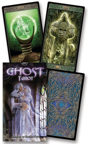 Load image into Gallery viewer, Ghost Tarot