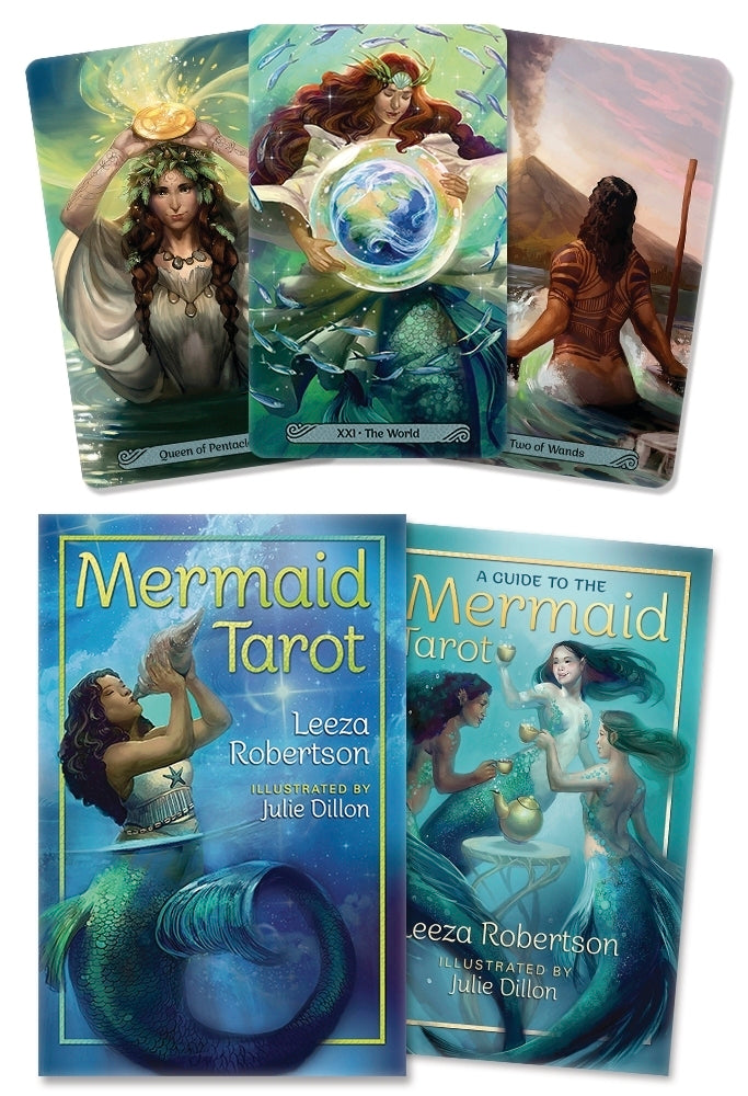 Mermaid Tarot - Tarot Kit