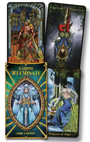 Load image into Gallery viewer, Tarot Illuminati
