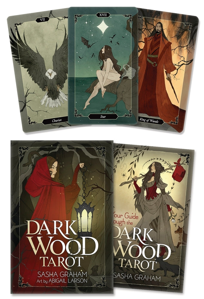Dark Wood Tarot - Tarot Kit