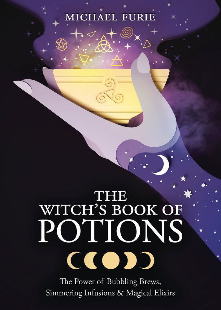 The Witch's Book of Potions, By Michael Furie