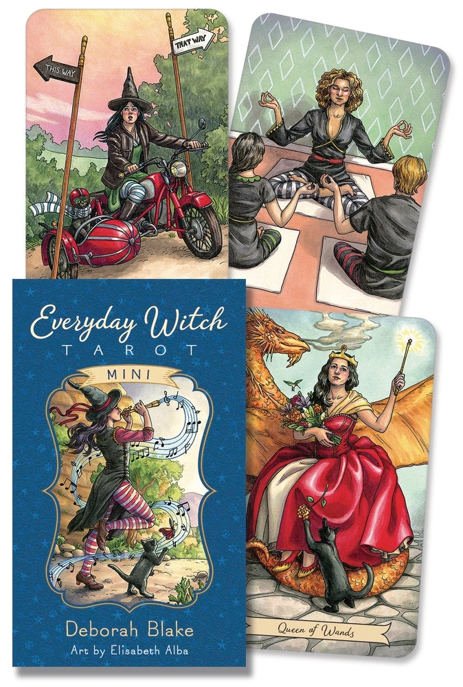 Everyday Witch Tarot - Mini Edition