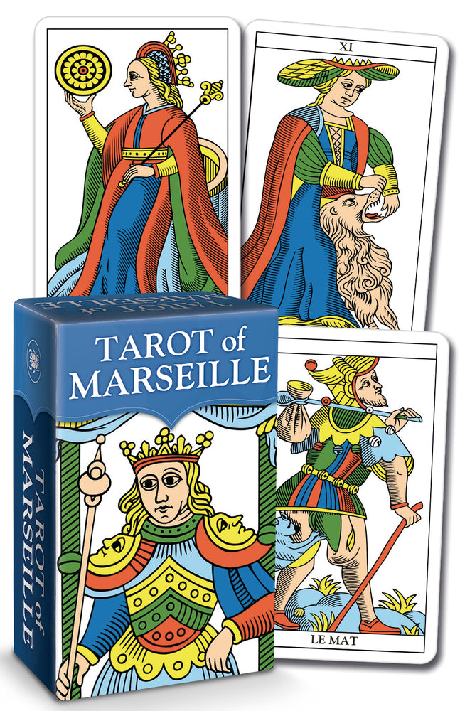 Load image into Gallery viewer, Tarot of Marseille - Mini Edition
