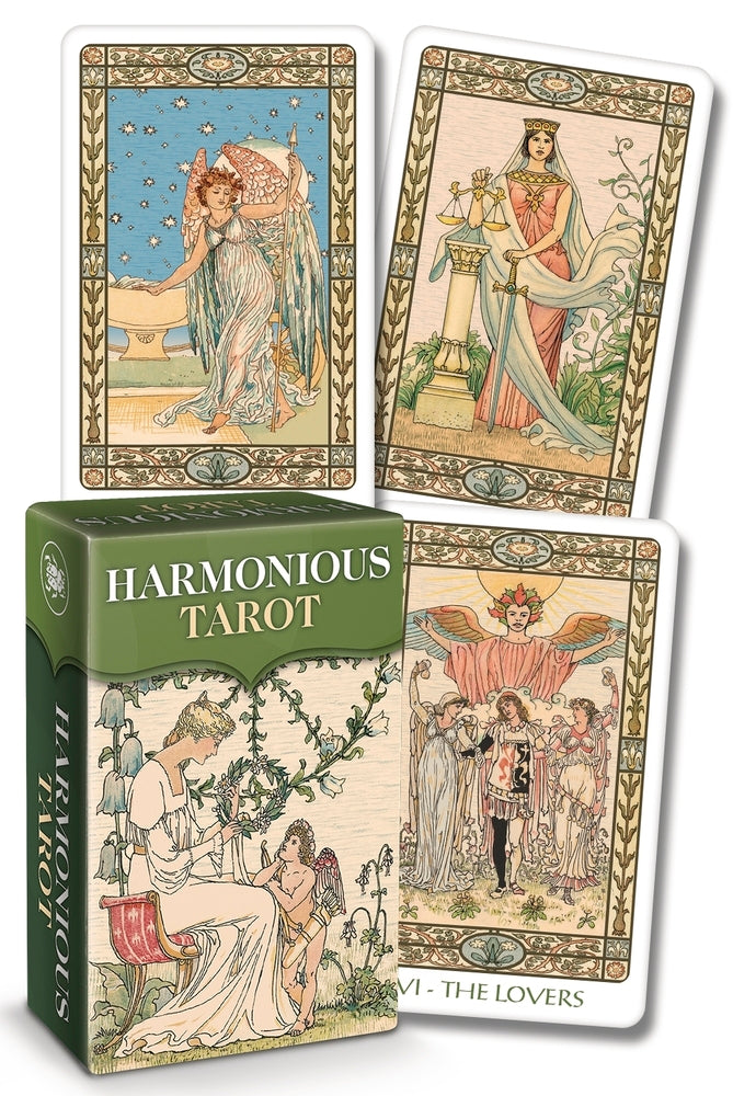 Harmonious Tarot - Mini Edition