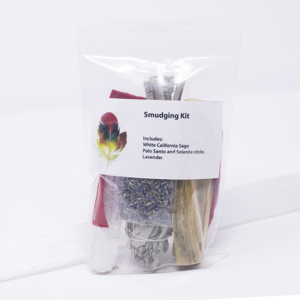 Smudging Kits -With Out and With Shell