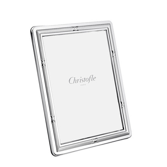 Rubans Silver Plated Picture Frame 4 x 6