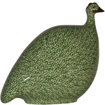 Guinea Hen- Anise Speckled Green Chrome