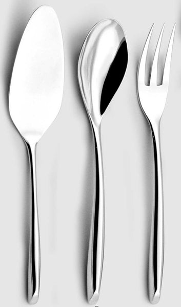 Couzon S Kiss Silverplated Four Piece Hostess Set