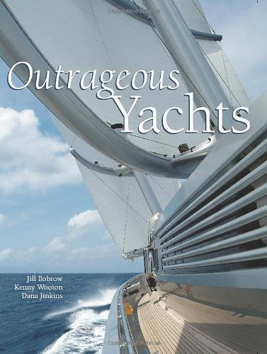 """Outrageous Yachts"" Book"