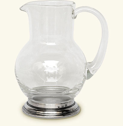 Glass Pitcher, 1/2 Litre