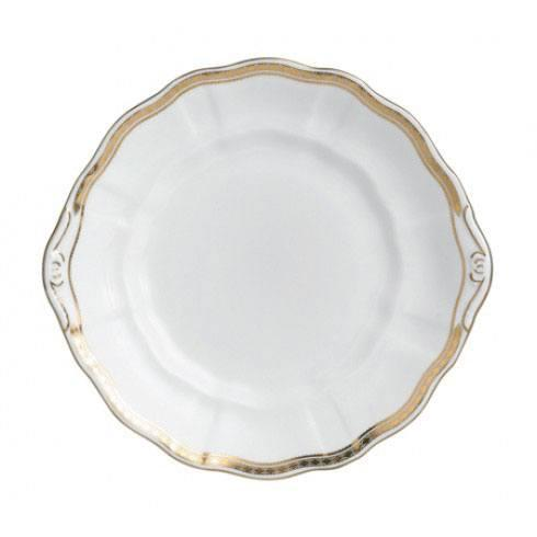 Royal Crown Derby Carlton Gold Cake Plate
