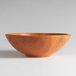 Andrew Pearce Champlain Bowl in Cherry Wood- 12""