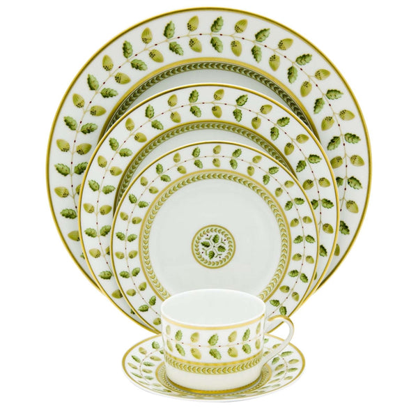 Bernardaud Constance 5 Piece Place Setting