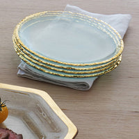 Annie Glass Edgey Salad Plate