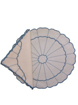 Estradas Placemat and Napkin