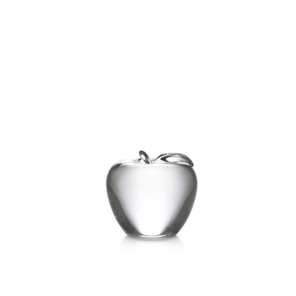 Simon Pearce Glass Apple