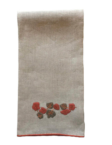 Fall Foliage Guest Towel