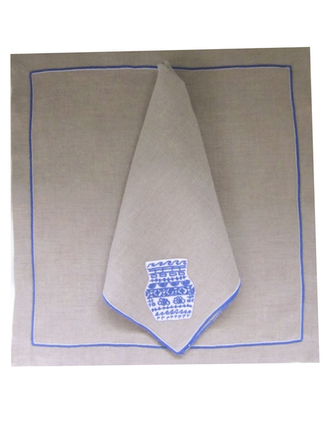 Ginger Jar Placemat and Napkin