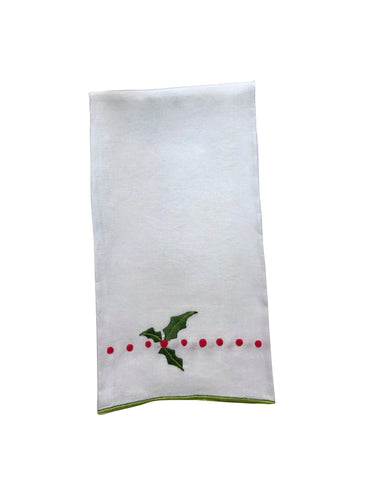 Holly Guest Towel