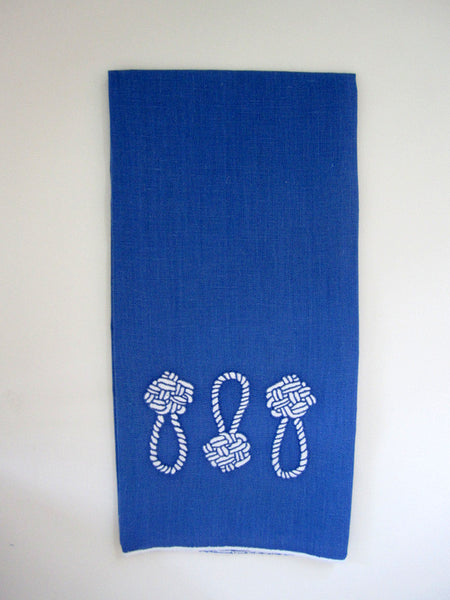 Three Knots Guest Towel
