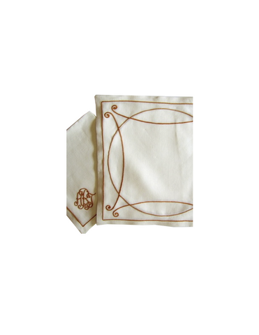 Jardin Placemat and Napkin