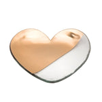 Annie Glass MOD Heart Plate