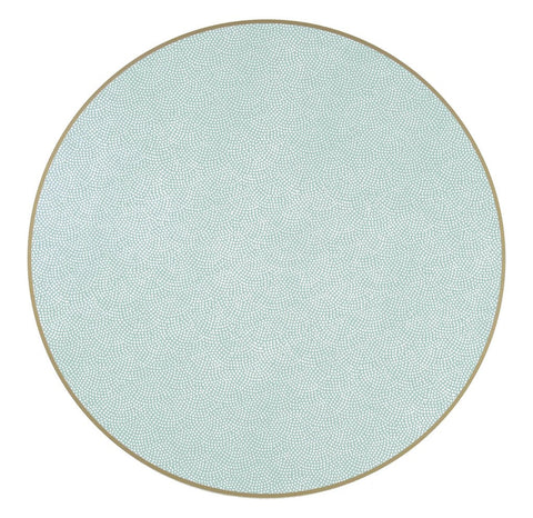 Dot Fan Round Placemat
