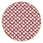 Ikat Round Placemat