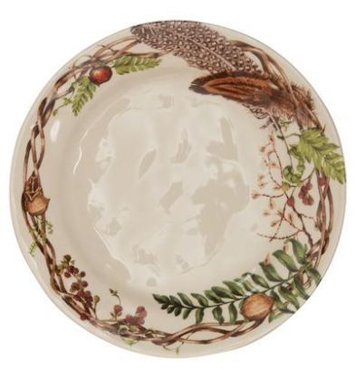"Juliska ""Forest Walk"" Dinner Plate"