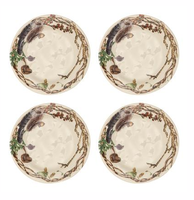 Juliska Forest Walk Party Plates