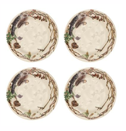 "Juliska ""Forest Walk"" Party Plates"