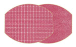 Holly's Two-Sided Key/Dot Fan Ellipse Placemat