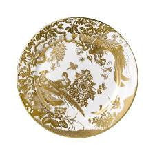 Royal Crown Derby, Gold Aves Salad Plate