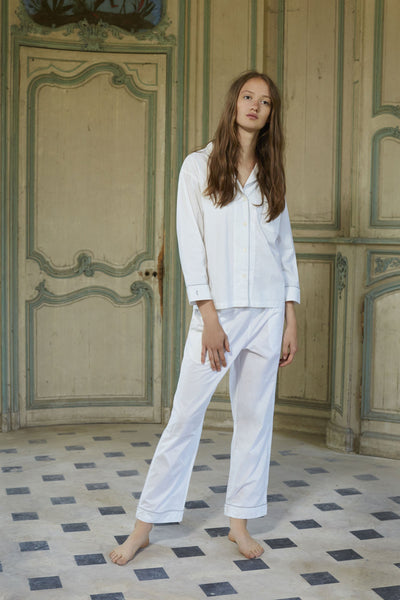 Marigot Classic Long Pajama Set