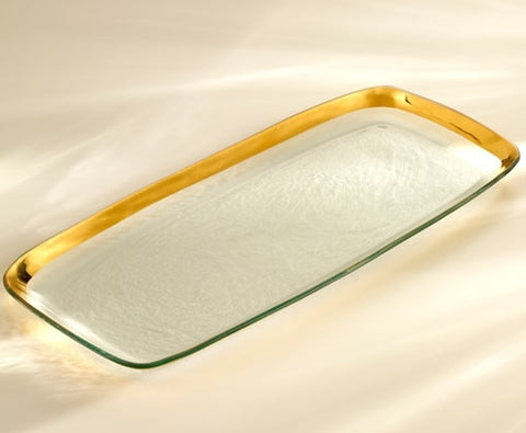 Annie Glass Rectangular Platter