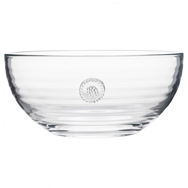 "Berry & Thread Glassware 8.5"" Bowl"