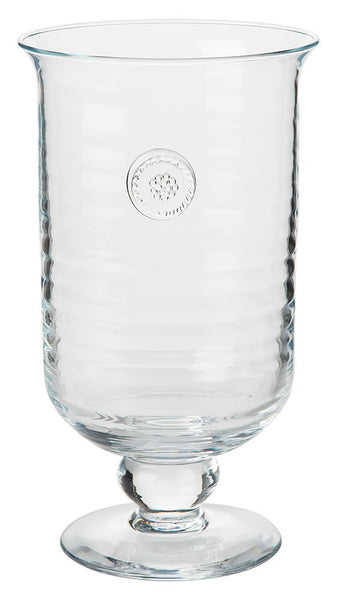 "Berry & Thread Glassware 11"" Hurricane"