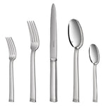 Christofle Commodore Silver Plated Five Piece Place Setting