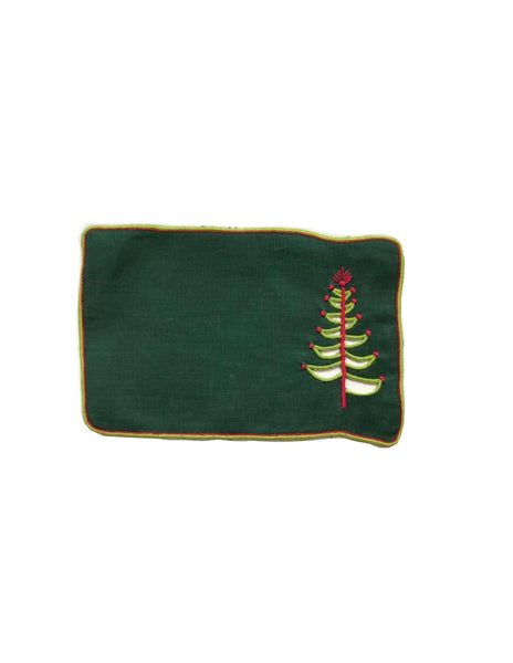 Cut Out Tree Cocktail Napkin