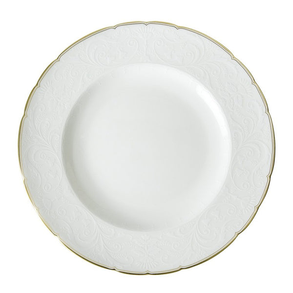 Darley Abbey Pure Gold Dinner Plate