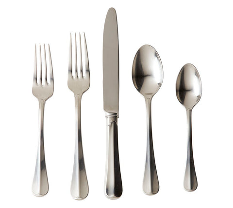 Bistro Bright Satin 5pc Setting