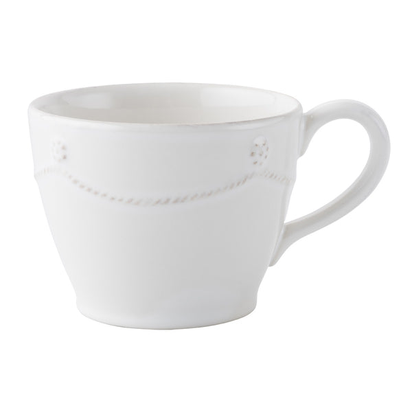 Juliska Berry and Thread Tea Cup, White