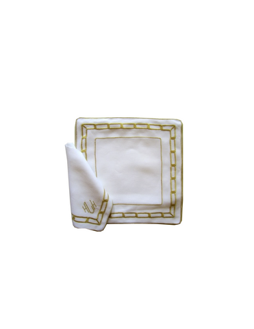 Palladio Placemat and Napkin