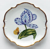 Anna Weatherley Tulips Bread and Butter, Green/Blue