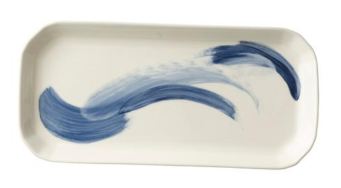 Brushstroke Sandwich Tray