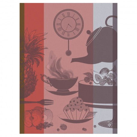 Le Jacquard Francais Tea Towel, Instants Gourmands Tea